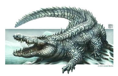 Inuit Croc by kerembeyit