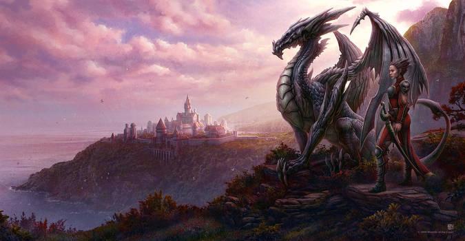 Steel Dragon by kerembeyit