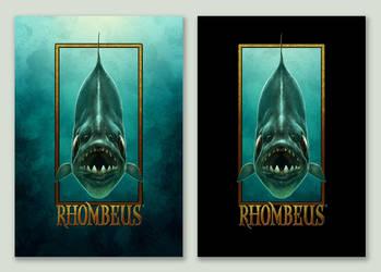 Rhombeus Logo by kerembeyit