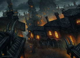 View of Gloomwrought by kerembeyit