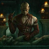 Fleshcrafter by kerembeyit
