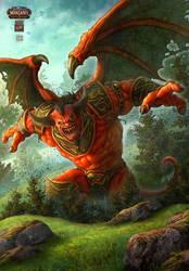 Doomguard by kerembeyit