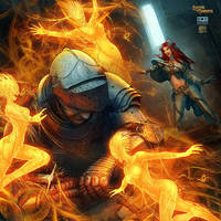 Flame Dance by kerembeyit