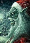 Bad Santa by kerembeyit