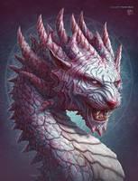 Tiger Dragon by kerembeyit