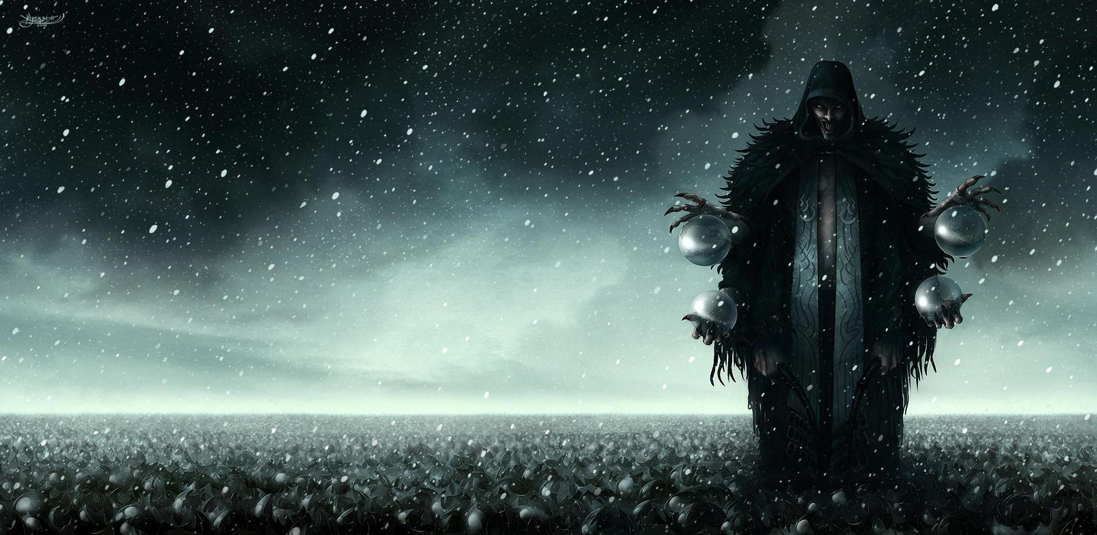 Snowfall Cover Art by kerembeyit