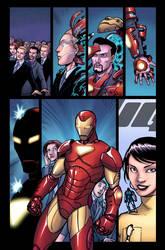 Iron Man: Titanium 1.8 by rachellerosenberg