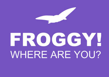 FROGGY! by Sonicguru