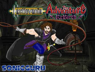 Sonicguru - Castlevania ReBirth review by Sonicguru