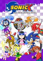 Sonic X The Elemental Saga by Sonicguru