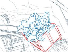Mine Cart Ride by Sonicguru