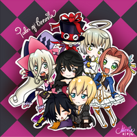 Tales of Berseria - TOB Contest 2016 by chieriechi