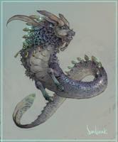 Goatfish by Sandfreak