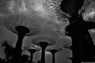 Fake Plastic Trees by BastaArtworks