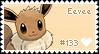 Eevee Stamp by Deleca-7755