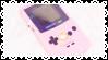 Pink Game Boy Color Stamp by Deleca-7755