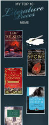 My favourite books by oOSulimeOo