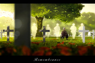 Remembrance by Dyfus