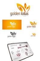 Golden Lotus Studios by alexdesigns
