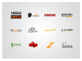 Logos 2 by alexdesigns