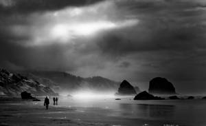 Cannon Beach by coulombic