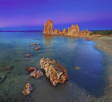 Mono Lake by coulombic