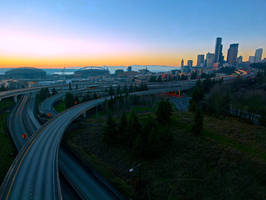 Seattle by coulombic