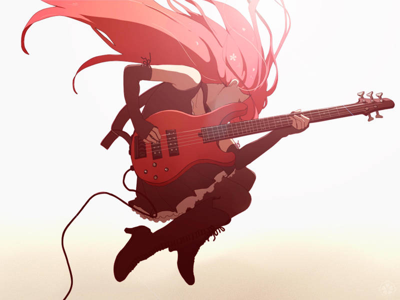 OC - Rock! by moremindmel0dy