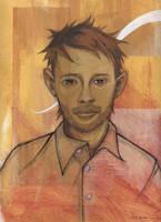 Thom Yorke by emonic1