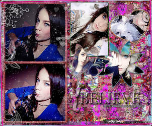 +Believe{PSD} by ImstillKidrauhl
