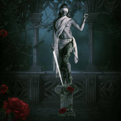Forgotten Justice by darkcherrydesign