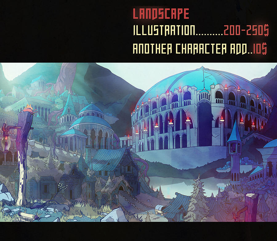 Commision Landshark by Lorsenal
