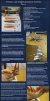 Dragon Sculpture Tutorial: Part 1 by OoZepheroO