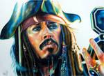 Captain Jack by Miranda-McDiarmid