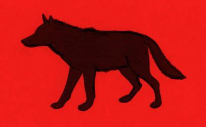 Wolf - banner by Panartias