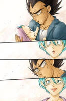 Dragonball Super - A Mothers Heart Part 2 by RedViolett