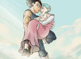Dragon Ball Super : Thank you for 700 Follower by RedViolett