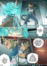 DBZ - Grown up under Ruins: Chapter 6 Page 5 by RedViolett