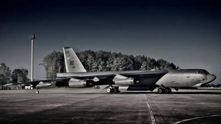 B-52 by rumun