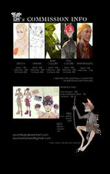 _COMMISSIONS - OPEN!_ by AyumiTsuji