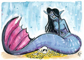 siren's song by MightbeBianca