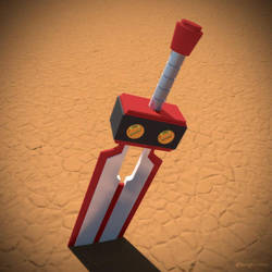 El-Sword by bnky