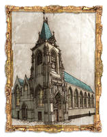 Igesia de Saint Leu by angelero