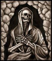The Last Pray by mooninthescorpio