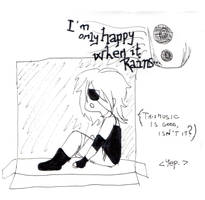 Only happy when it rains-Mid in the Box by MidLangley