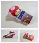 Mario Mushroom USB by KralleCakes