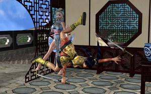 Ninja vs Geisha part 2 by Asymptotic-Aardvark