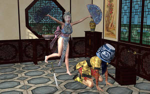 Ninja vs Geisha part 3 by Asymptotic-Aardvark