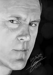 John Lithgow #7 by LisaCooper91