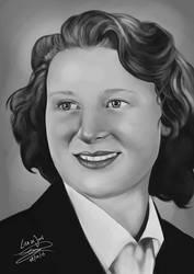 Commission portrait by LisaCooper91